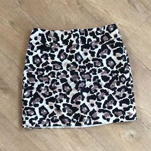 Loft leopard mini